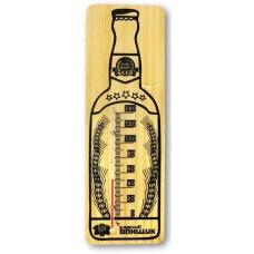 Термометр д/бани Бутылка, жидкостный Б-11587