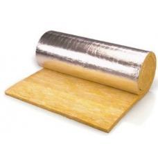 Утеплитель Изовер для сауны фольгирован.  (1х15м2)