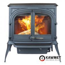 Чугунная печь-камин KAWMET Premium S7 (11,3 кВт)