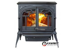 Чугунная печь-камин KAWMET Premium S9 (11,3 кВт)