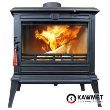 Чугунная печь-камин KAWMET Premium S11 (8,5 кВт)