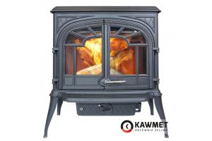 Чугунная печь-камин KAWMET Premium S10 (13,9 кВт)