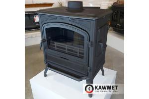 Чугунная печь-камин KAWMET Premium S13 (10 кВт)
