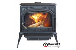 Чугунная печь-камин KAWMET Premium S5 (11,3 кВт)