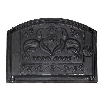 Дверца каминная ДТК, 230х395 (Балезино)