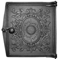 Дверца топочная ДТ-4, 250х280 глухая (Рубцовск)