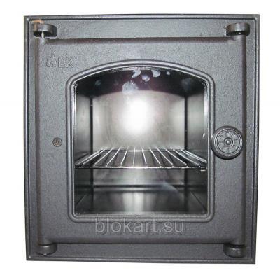 Духовка со стеклом 361 LK 285х255х430