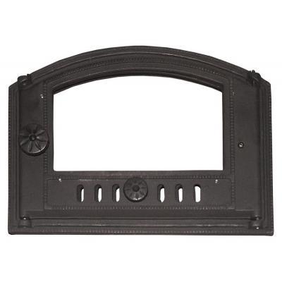 Дверца каминная ДТК, под стекло (Балезино)