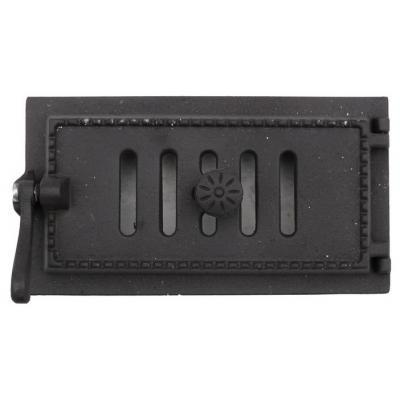 Дверца поддувальная ДПУ-3, краш. уплотн. (Рубцовск)