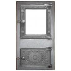 Портал чугунный ПДТ- 4.1 С Крашеный без стекла (Рубцовск)