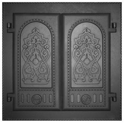 Дверца каминная ДК-6, (Рубцовск)