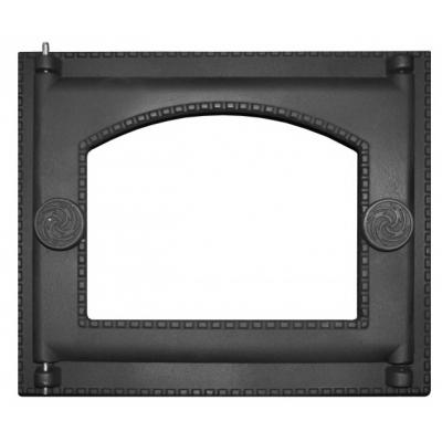 Дверца топочная ДТ-6 АС, под стекло (Рубцовск)