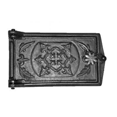 Дверца поддувальная ДП-2, 270х160 (А)