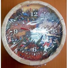Часы БОЧКА \