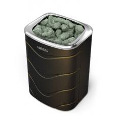 Электрокаменка Примавольта, 9кВт, черная бронза