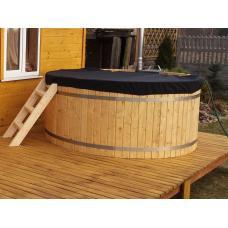 Купель с подогревом, диаметр 2,25 м