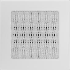 Решетка вентиляционная Kratki белая 17*17
