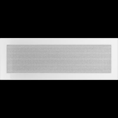 Решетка вентиляционная Kratki белая 17*49