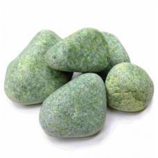 Камень ЖАДЕИТ шлифованный ведро 20кг