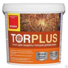 Неомид Грунт для защиты торцов древесины TOR plus (2.5кг)
